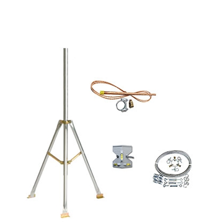 Picture of HOBO Weather Station 2-Metre Tripod Kit - M-TPB-KIT
