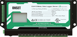 Picture of Onset EG4100 Series Power Monitoring Systems
