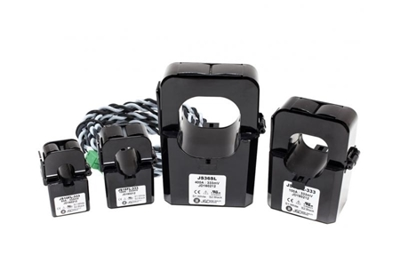 "Picture of 0.39"" 50 Amp - EG4100 Series Current Transformer Sensor"